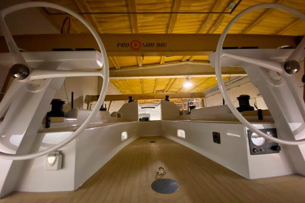 Pro Sailing | Boat construction Tarragona | Construcción de barcos Tarragona