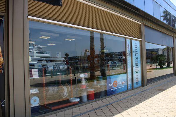 Pro Sailing | Composites, finishing and coatings | Pintura de barcos Tarragona