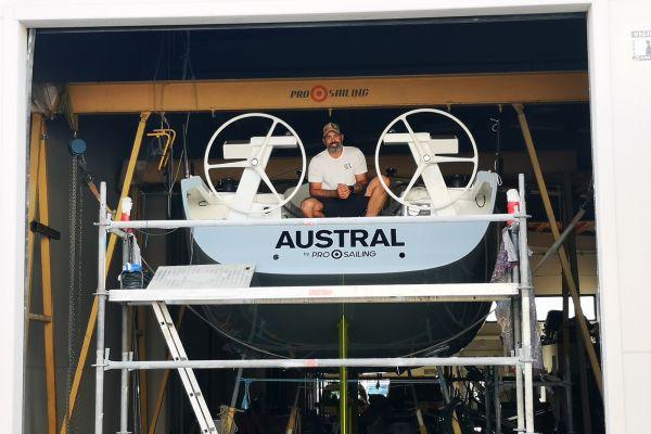 Pro Sailing | Boatyard Tarragona | Astillero Tarragona